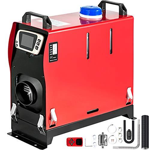 Buy Discount Bestauto 2KW Diesel Heater Muffler Diesel Fuel Heater 12V Diesel Air Heater Remote Cont...