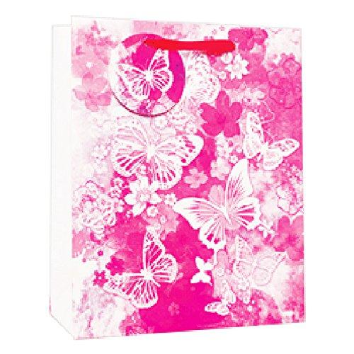 Simon Elvin - Bolsas de regalo (ma), color rosa