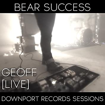 Geoff (Downport Records Sessions) [Live]