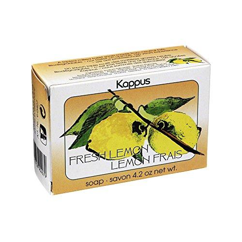 KAPPUS frische Zitrone Seife 125 g Seife