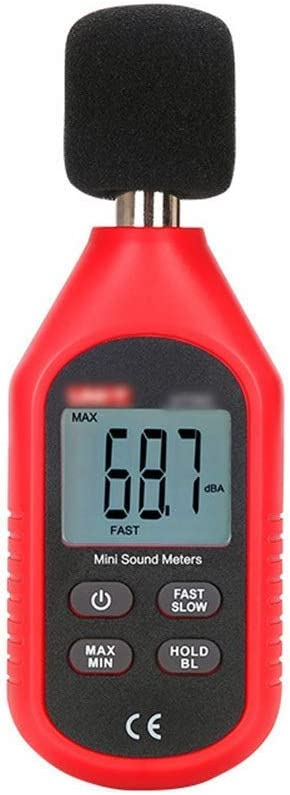 Aohi OFFicial store WXQ-XQ Sound Level Very popular Meter Instrument Noise 30~130d Detection