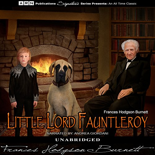 Couverture de Little Lord Fauntleroy