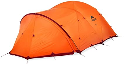 MSR Remote 4-Season 3-Person Mountaineering Tent with Dome Vestibule