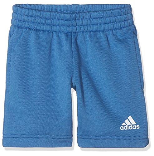 adidas Kinder Shorts Logo, Traroy/White, 128, CW3830