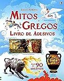 Mitos gregos: Livro de adesivos