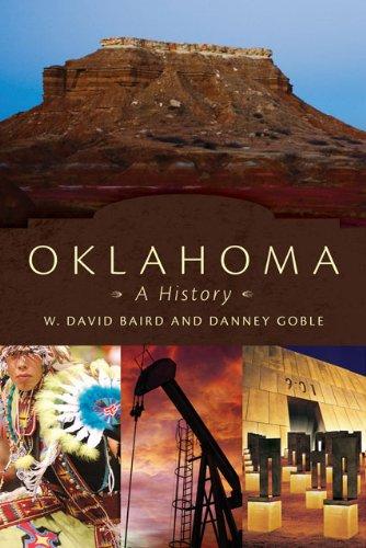 Oklahoma: A History (English Edition)