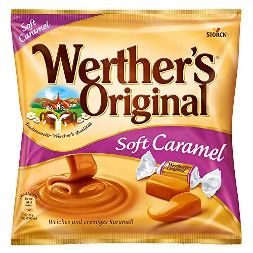 Werther´s Original Soft Caramel Toffees, 180 g