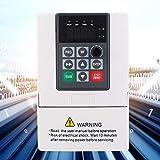 Convertitore di frequenza, convertitore di frequenza VFD, 1,5 KW-7,5 KW, VFD 3 fase, 380 V, ingresso e uscita, convertitore di frequenza, VFD, regolatore di velocità VFD (7,5 KW 18 A)