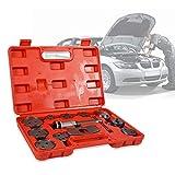 FUNRE Kit de reparación de automóviles de Ruedas 13PCS / Set Coche del Cilindro del Freno de Disco del cojín del calibrador de Repuesto Herramientas de Mano Accesorios Pistón Rewind Dropship