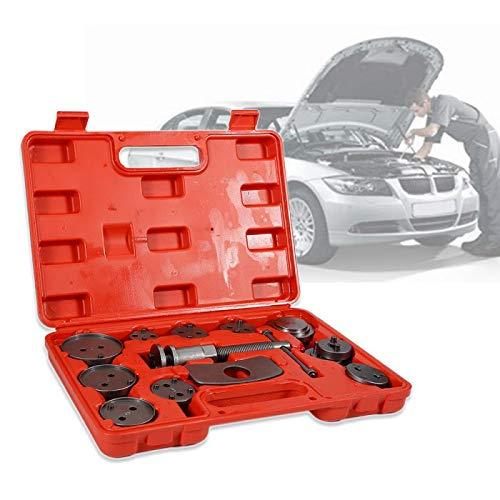 PR Kit de reparación de automóviles de ruedas 13PCS / SET coche del cilindro del freno de disco del cojín del calibrador de repuesto Herramientas de mano Accesorios Pistón Rewind Dropship