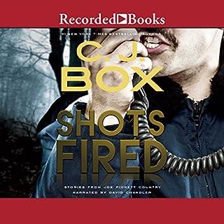 Shots Fired audiobook cover art