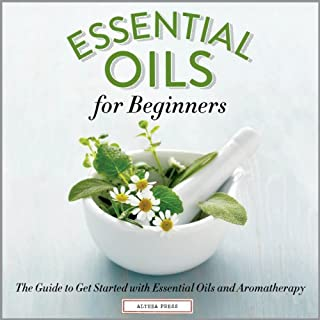 Essential Oils for Beginners cover art