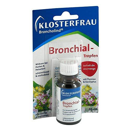 BRONCHOLIND Bronchial Tropfen 20 ml