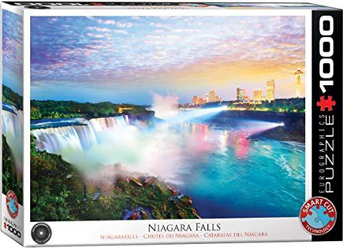 "Eurographics ""Niagara Falls"", Puzzle da 1000 Pezzi, 6000-0770"