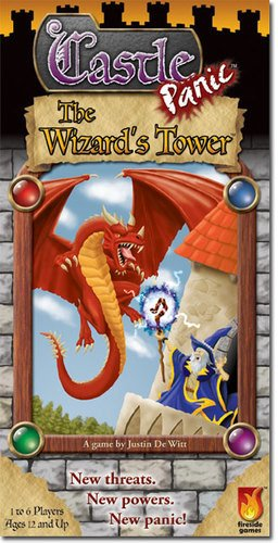 Castle Panic: The Wizard's Tower