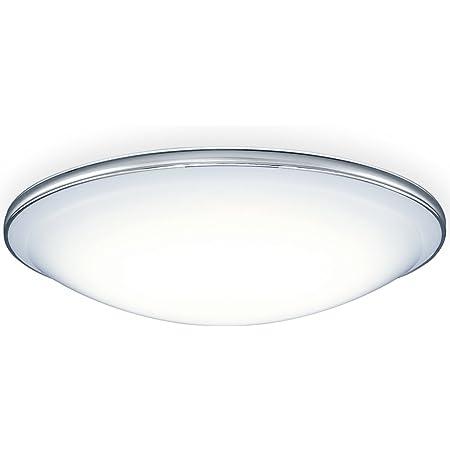 アイリスオーヤマ LED シーリングライト 調光 タイプ ~12畳メタルサーキットシリーズ デザインリングタイプ CL12D-PM