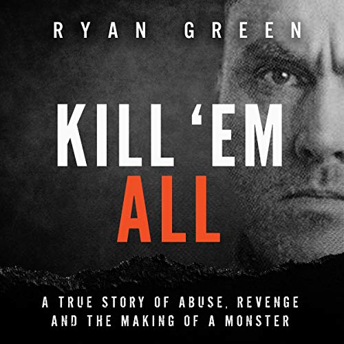 Kill 'Em All audiobook cover art