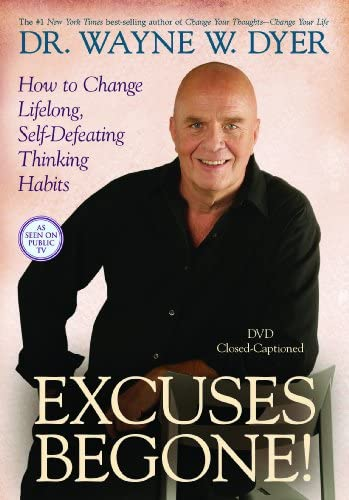 Excuses Begone How to Change Lifelong Self Defeating Thinking Habits product image
