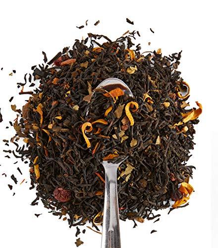 HARRODS of London - Christmas Spiced Black Tea / Weihnachten gewürzter schwarzer Tee - 125gr Dose (Lose blatt)
