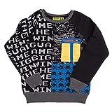 Desigual Suéter bebé-niños Large Negro