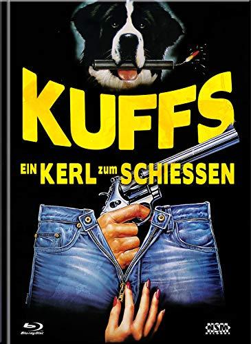 Kuffs - Ein Kerl zum Schiessen [Blu-Ray+DVD] - uncut - limitiertes Mediabook Cover C