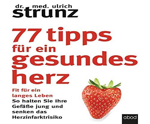 77 Tipps für ein gesundes Herz Titelbild