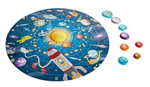 Hape E1625 - Puzzle Sonnensystem, Entdeckerspielzeug