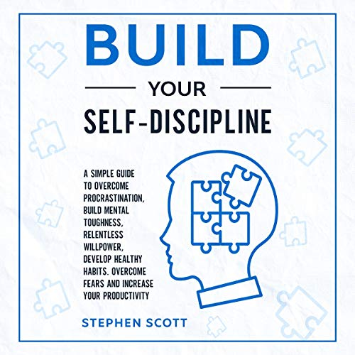 Build Your Self-Discipline cover art