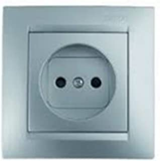 Tama/ño S Ref Grifo de lavabo con vaciador Grohe Bauedge 23559000 apertura en fr/ío
