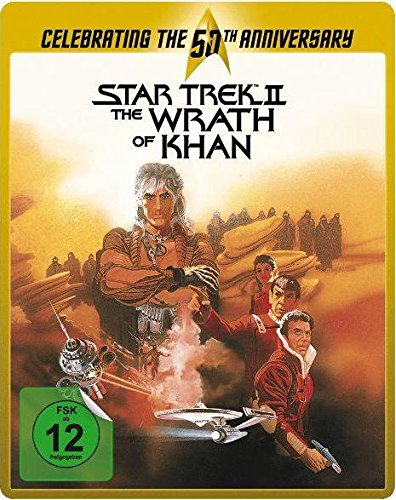 Star Trek II - Der Zorn des Khan (Steelbook) [Blu-ray]