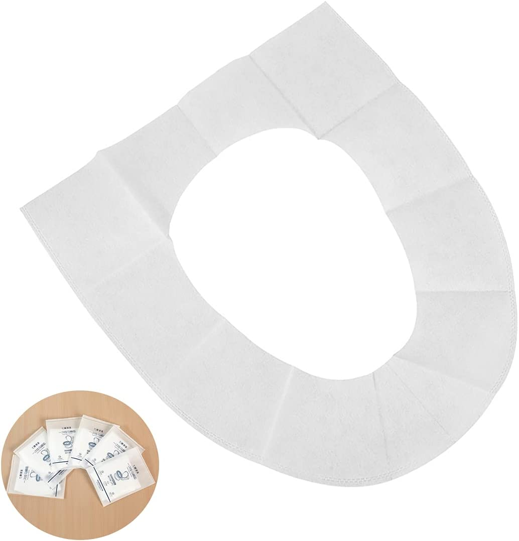 YIYIBO Disposable Ultra-Cheap Deals Toilet Seat Toil Double-Layer Limited price Waterproof Cover