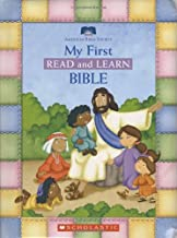 My First Read And Learn Bible (My First Read & Learn)