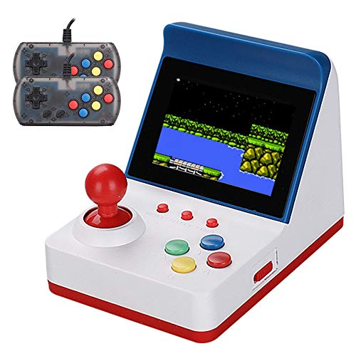 CXZC Consola Retro,Game Boy,Micro Maquina Arcade,Clasicos,Videojuegos de 360,PortáTil,Retro,FC Soporta Dos Pares,Juegos ElectróNicos...