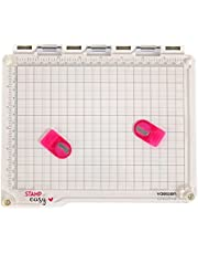 Vaessen Creative Stamp Platform Tool for Accurate Craft Stamping