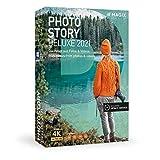 Photostory Deluxe – Version 2021 – Animierte Diashow aus Fotos & Videos Deluxe mehrere limitless PC Disc Disc
