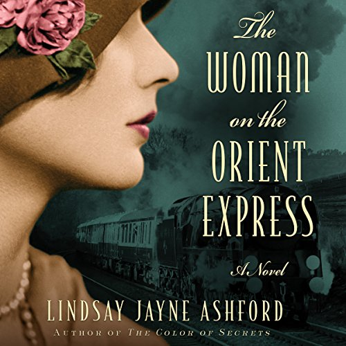 The Woman on the Orient Express cover art