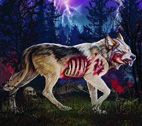 Duramesh Archery Targets Zombie Wolf Regular discount DM410 sold out