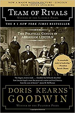 [By Doris Kearns Goodwin ] Team of Rivals: The Political Genius of Abraham Lincoln (Paperback)【2018】by Doris Kearns Goodwin (Author) (Paperback)