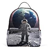 Mr.XZY Space Nebula Casual School Bag Bookbag NASA Abstract Art Multipurpose Business Daypacks Laptop Mochila para Hombres Mujeres Estudiantes 2011131