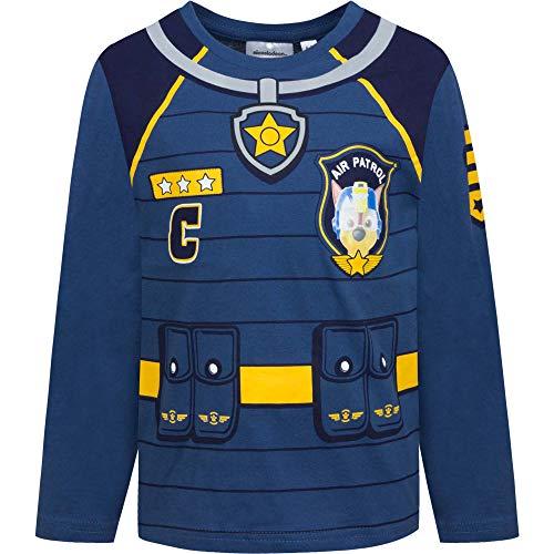 Paw Patrol jongens shirt met lange mouwen | kinderen trui met lange mouwen