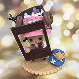 KIJIGHG Anime One Piece Premium Season Figure Chopper Chocolate Figura de Anime Figuras de acción Anime Modelo de Personaje 17cm