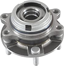 MAYASAF 513294 Brand New Front Wheel Hub & Bearing Replacment for 2007-2013 Nissan Altima