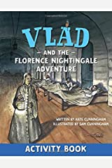 Vlad and the Florence Nightingale Adventure Activity Book (A Flea in History) Paperback