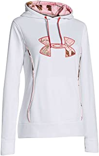 Best women's white camo under armour hoodie Reviews