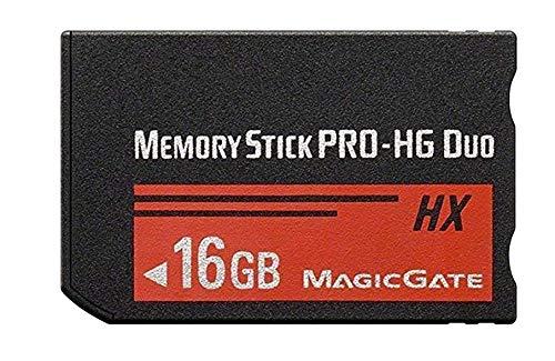 High Speed 16GB Memory Stick Pro-HG Duo für PSP Zubehör/Kamera Speicherkarte