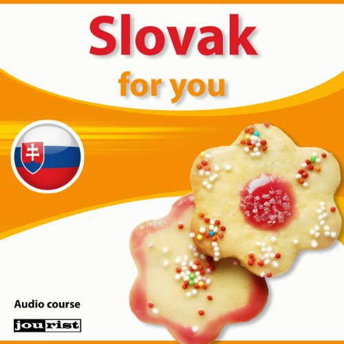 Slovak for you cover art