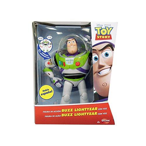 Toy Story Figura Buzz Lightyear con voz 30 cm (BIZAK 61234071)