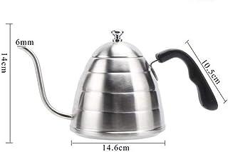 DGDHSIKG hervidor Cafetera tetera tetera de alta calidad cafetera de acero inoxidable olla de inducción olla, 304Sliver