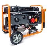 KnappWulf KW7300 Générateur de secours triphasé à essence