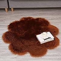 ラグマット カーペット シャギーラグ ラグ 絨毯 無地 厚手 北欧 小さいサイズ 洗える 低反発 おしゃれ 花 かわいい 可愛い 滑り止め 防音 ふわふわ 60cm